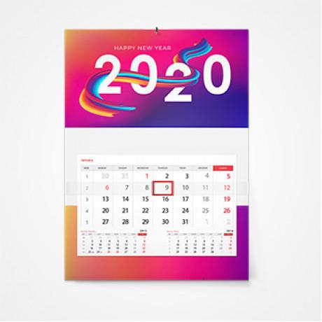 Дизайн календарей в Новокузнецке